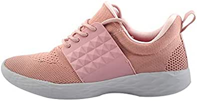Madleen Sports Sneakers for Women, Pink, 820035PNK40