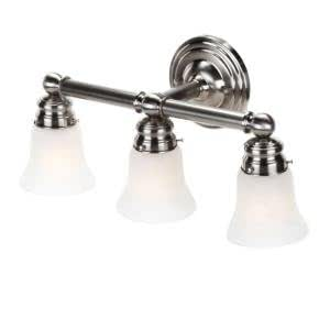 7 light bathroom fixture hampton bay classic collection vanity fixture bath light 15336