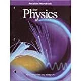 img - for Holt Physics Problem Workbook book / textbook / text book