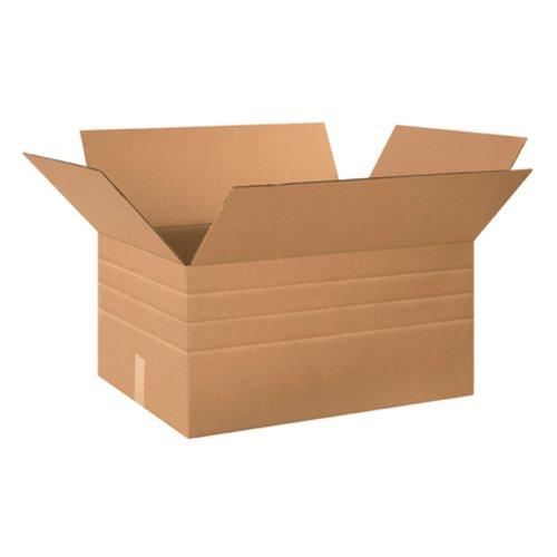 Aviditi MD241812 Multi-Depth Corrugated Box - 24