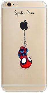 coque iphone 8 spiderman