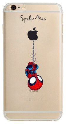 coque iphone 8 marvel silicone