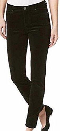 Buffalo David Bitton Womens Supreme Black Brushed Corduroy Skinny Jeans / Casual Pants - Size 10/30