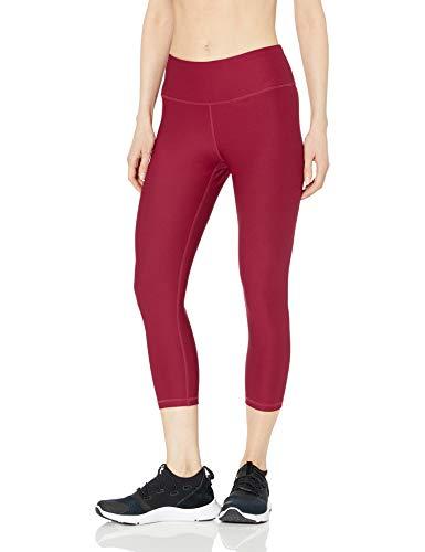 TSLA Yoga 21 Inches Capri Mid-Waist Pants w Hidden Pocket from TSLA