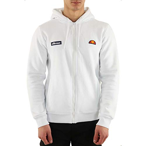 Eh Zip Classic Blanc Sport Sws Veste H Ellesse UxRFzB8z