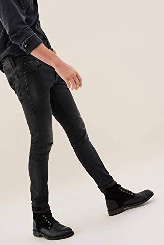 Stracciati Clash Con Skinny Nero Jeans Salsa wPq6vg