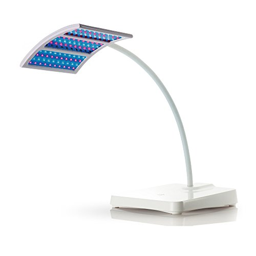 Red And Blue Led Light For Acne in US - 3