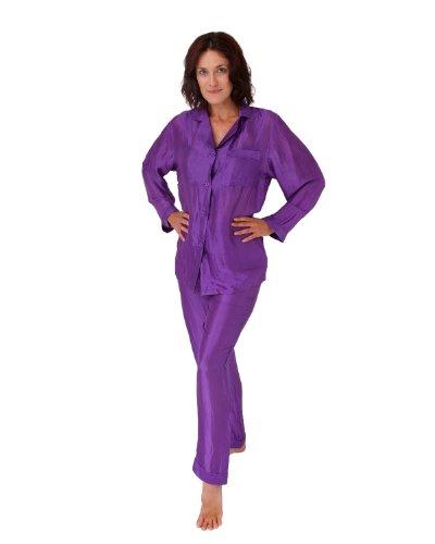 The House of Silk - Pijama - para mujer morado - morado