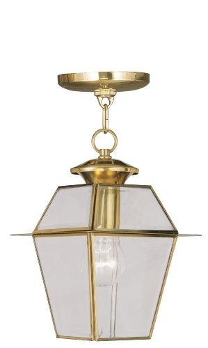 Charleston Large Hanging Lantern - 4