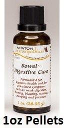 Newton Labs Homeopathics Remedy Bowel-Digestive Care 1oz Pellets