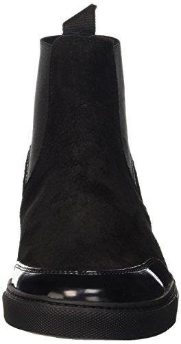 Pennyblack Sericeo, Scarpe a Collo Alto Donna Nero (Nero)