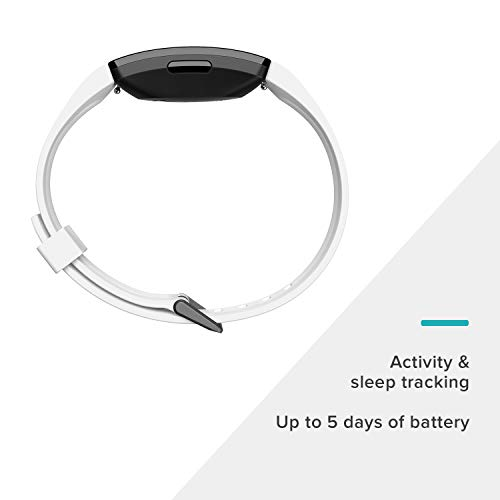 Fitbit Inspire HR Heart Rate & Fitness Tracker, One Size (S & L bands included), 1 Count by Fitbit (Image #9)