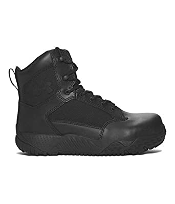 Under Armour Women's Stellar Protect Military and Tactical Boot