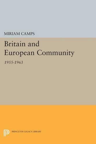 Britain and European Community (Princeton Legacy Library) pdf