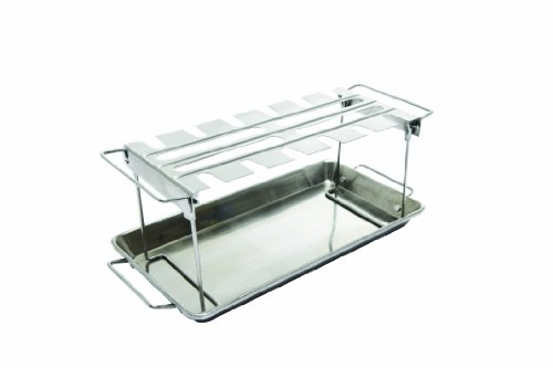 - Broil King 64152 Stainless Steel Wing Rack
