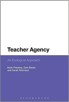 Book Teacher Agency: An Ecological Approach
