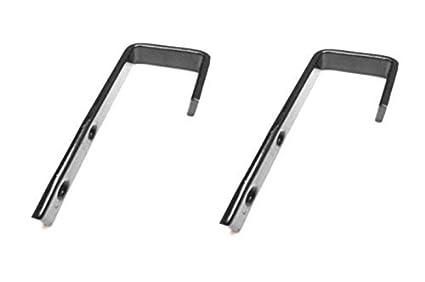 Amazon Com Bunk Bed Ladder Hooks 1 2 Width X 3 1 2 Length 1