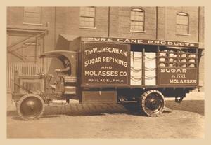 Sugar And Molasses Truck, Philadelphia Framed 20