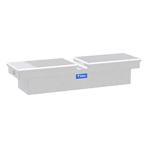 UWS TB-72 Gull Wing Aluminum Toolbox with Beveled Insulated Lid