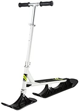 One Size Stiga Kinder Free White//Lime Kick Scooters for Snow