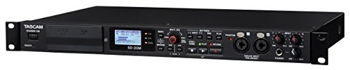 Solid State Recorder wih XLR Mic Inputs - TASCAM SD-20M