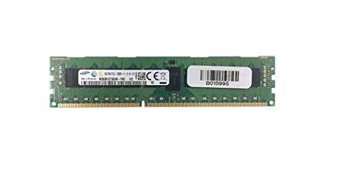 (Samsung DDR3-1600 8GB ECC/REG CL11 Samsung Chip Server Memory (M393B1G73QH0-YK0))