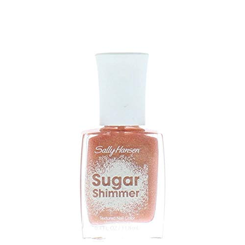 Sally Hansen Sugar Shimmer Textured Nail Color ~ Sugar Plum 01