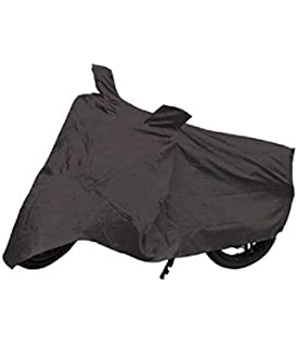 Tgp Group A1 Quality Grey Color Water Resistant Bike Body Cover