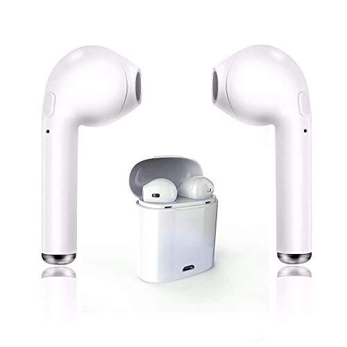 Addprime Auriculares Bluetooth Auriculares estéreo inalámbricos para auriculares con cancelación de ruido Stereo para...