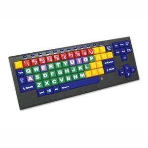 Chester Creek, KinderBoard Large Key Keyboard - Keyboard - USB (Catalog Category: Input Devices/Keyboards) ()