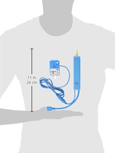 Rectorseal Aspen Univolt Aqua 100-250V, Blue
