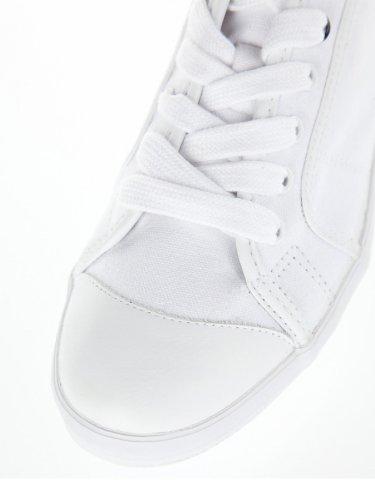 Enchaînement des pistes d'un lecteur tribeca baskets blanc-taille 39