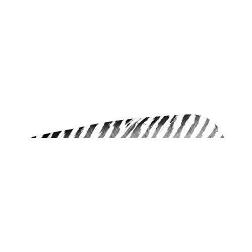 'Gateway Feathers 5 Parabolic Barred 5 RW bianca 50 PK by GATEWAY