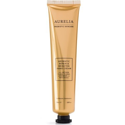 AURELIA PROBIOTIC SKINCARE AROMATIC REPAIR & BRIGHTEN HAND CREAM 75ML by Aurelia