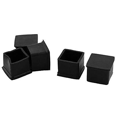 Amazon.com: eDealMax Inicio de goma Tabla Muebles del Pie de ...