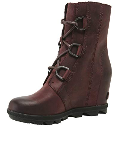SOREL Women's Joan of Arctic Wedge II Boots, Cattail, 9 M US