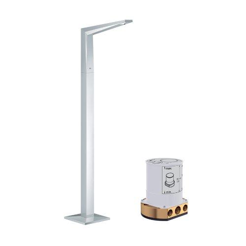 Grohe K13301-29038-000 Allure Brilliant Floor Standing Bath Spout (Floor Standing Spout)