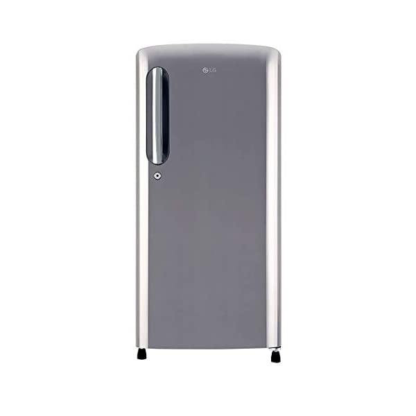 LG 190 L 4 Star Inverter Direct-Cool Single Door Refrigerator (GL-B201APZY, Shiny Steel) 2021 July Important note: This product is 5-star rated as per 2019 BEE rating and 4-star rated as per 2020 BEE rating Direct-cool refrigerator: Economical and Cooling without fluctuation Capacity 190 liters: Suitable for families with 2 to 3 members and bachelors