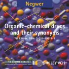 Organic-Chemical Drugs and Their Synonyms, Negwer, Martin, 3527299173