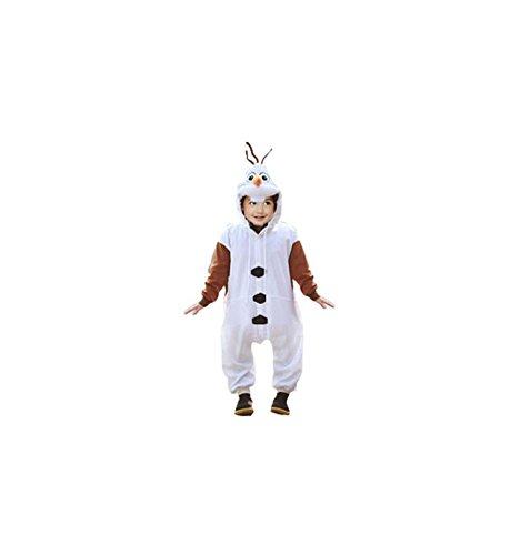 Disfraz pijama Olaf niños - 120: Amazon.es: Juguetes y juegos