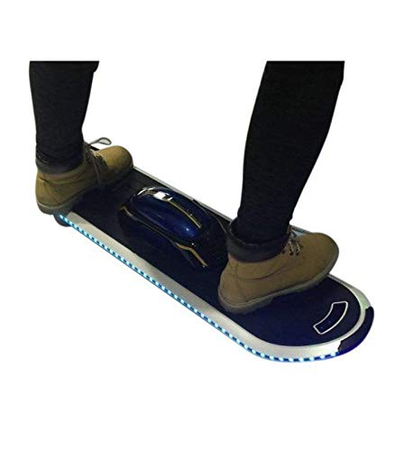 (Hoverboard Skateboard 1 Wheel Longboard Hoverboard Fast Safe Smart Self Balancing Electric Scooter Rider Hover Board Fly Glider Roller UL2272 Certified)