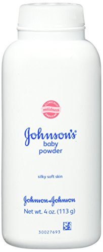 Johnson's Baby Powder - Original - 4 oz