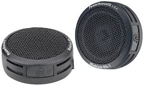 PAIR NEW POWER ACOUSTIK NB-1 180 WATT CAR TWEETERS NB1