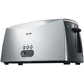 Breville CT75XL Ikon 4-Slice Electric Toaster