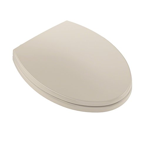 TOTO SS114#03 Transitional SoftClose Elongated Toilet Seat, Bone