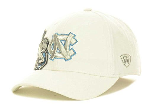 Top of the World Mens NCAA Molten Baseball Cap North Carolina