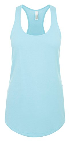 Next Level Apparel Women's The Ideal Quality Tear-Away Tank Top_Large_Cancun