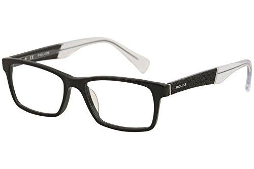 Eyeglasses Police V 1919 E Black - Prescription Police Glasses
