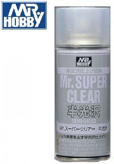Parcel Post Mr. Super Clear Semi Gloss 170ml (Spray)