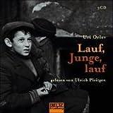 Lauf, Junge, lauf: Gelesen von Ulrich Pleitgen. 3 CD in der Multibox, 4 Std. (Beltz & Gelberg - Hörbuch)